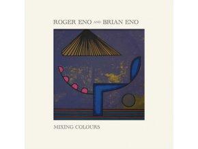 BRIAN ENO & ROGER ENO - Mixing Colours (LP)