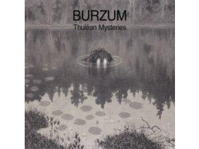 BURZUM - Thulean Mysteries (Clear Vinyl) (LP)