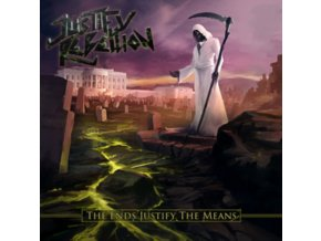 JUSTIFY REBELLION - The Ends Justify The Means (LP)