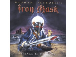 IRON MASK - Revenge Is My Name (LP)