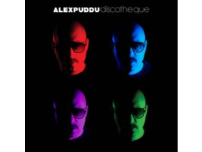 ALEX PUDDU - Discotheque (LP)