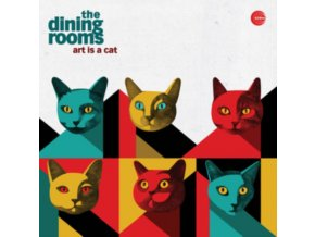 DINING ROOMS - Art Is A Cat (LP)