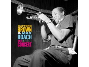 CLIFFORD BROWN - In Concert! (LP)