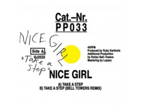 "NICE GIRL - Take A Step (10"" Vinyl)"