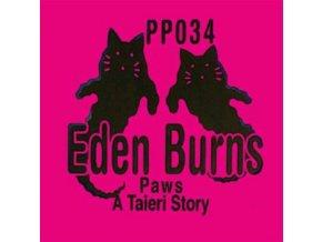 "EDEN BURNS - Paws A Taieri Story (10"" Vinyl)"