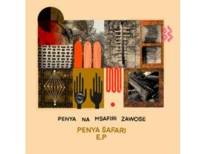 """PENYA NA MSAFIRI ZAWOSE - Penya Safari EP (12"""" Vinyl)"""