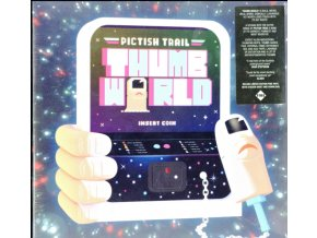 PICTISH TRAIL - Thumb World (Coloured Vinyl) (LP)