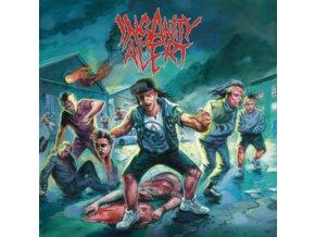 INSANITY ALERT - Insanity Alert (LP)