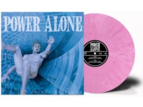 POWER ALONE - Rather Be Alone (Pink Vinyl) (LP)