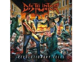 """DISTILLATOR - Revolutionary Cells (Picture Disc) (12"""" Vinyl)"""