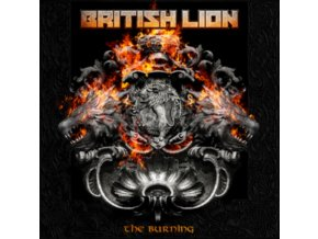 BRITISH LION - The Burning (LP)