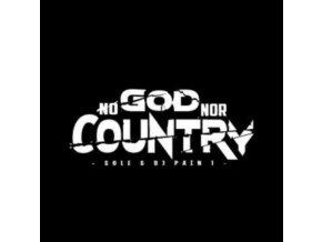 SOLE & DJ PAIN 1 - No God Nor Country (LP)