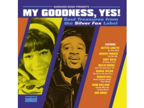 VARIOUS ARTISTS - My Goodness Yes - Soul Treasures From (LP)