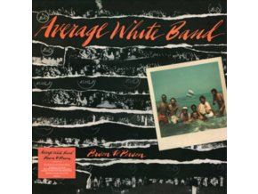 AVERAGE WHITE BAND - Person To Person (LP)