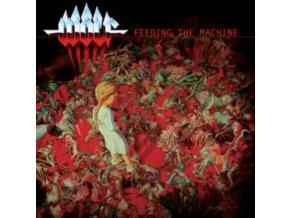WOLF - Feeding The Machine (LP + CD)