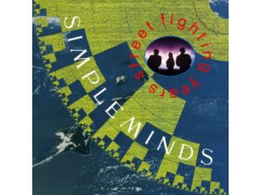 SIMPLE MINDS - Street Fighting Years (LP)