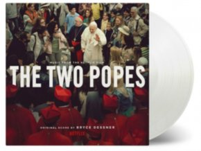 BRYCE DESSNER OF THE NATIONAL - The Two Popes - Original Soundtrack (White Vinyl) (LP)