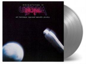 UTOPIA - Adventures In Utopia (Silver Vinyl) (LP)