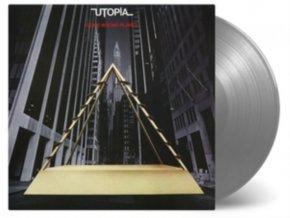 UTOPIA - Oops! Wrong Planet (Silver Vinyl) (LP)