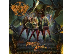 BURNING WITCHES - Dance With The Devil (LP)