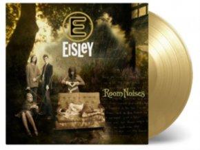 EISLEY - Room Noises (Gold Vinyl) (LP)