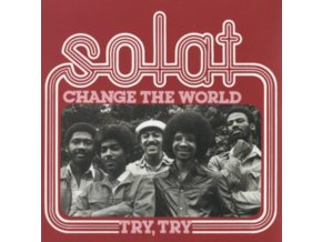 "SOLAT - Change The World / Try. Try (7"" Vinyl)"