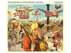 PETER ROSENDAL & THE ORCHESTRA & TRIO MIO - Trickster (LP)