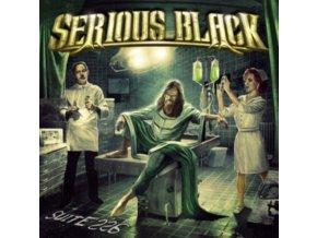 SERIOUS BLACK - Suite 226 (Clear Green Vinyl) (LP)