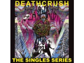 DEATHCRUSH - Singles Series (LP)
