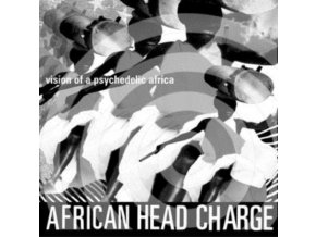 AFRICAN HEAD CHARGE - Vision Of A Psychedelic Africa (LP)