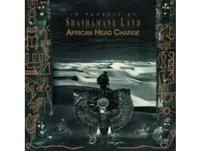 AFRICAN HEAD CHARGE - In Pursuit Of Shashamane Land (LP)