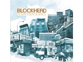 BLOCKHEAD - Downtown Science (LP)