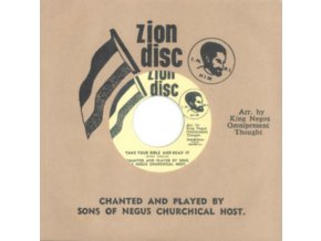 """SONS OF NEGUS - Take Your Bible And Read It (7"""" Vinyl)"""
