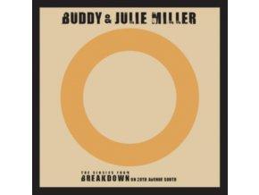 "BUDDY & JULIE MILLER - Till The Stardust Comes Apart (7"" Vinyl)"