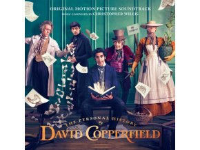 CHRISTOPHER WILLIS - The Personal History Of David Copperfield - Original Soundtrack (LP)