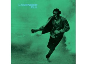 LAVENDER FLU - Barbarian Dust (LP)