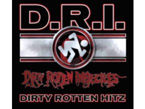 D.R.I. - Greatest Hits (Limited Edition) (LP)
