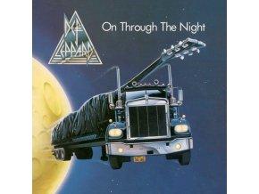DEF LEPPARD - On Through The Night (LP)