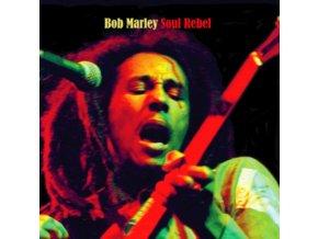 BOB MARLEY - Soul Rebel (Green Vinyl) (LP)