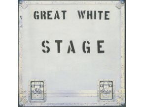 GREAT WHITE - Stage (LP)