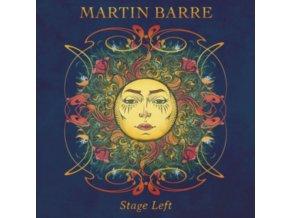 MARTIN BARRE - Stage Left (Yellow Vinyl) (LP)