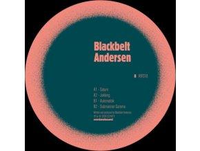 """BLACKBELT ANDERSON - Saturn (12"""" Vinyl)"""