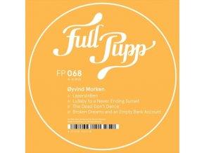 "OYVIND MORKEN - Lullaby To A Never Ending Stor (12"" Vinyl)"