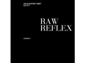 """JULIA GOVOR / EMIT - Raw Reflex (12"""" Vinyl)"""