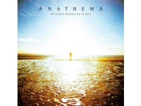 ANATHEMA - Were Here Because Were Here (10th Anniversary Edition) (Clear Vinyl) (LP)