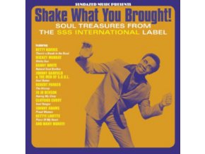 VARIOUS ARTISTS - Shake What You Brought! Soul Treasures From The Sss Internat (LP)
