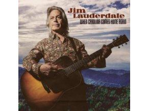 JIM LAUDERDALE - When Carolina Comes Home Again (First Edition) (LP)