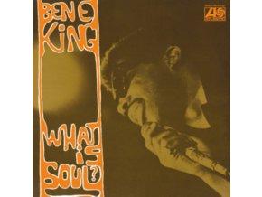 BEN E. KING - What Is Soul? (Mono) (LP)