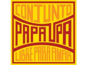 CONJUNTO PAPA UPA - Libre Para Amar (LP)