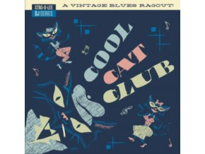 VARIOUS ARTISTS - Cool Cat Club (LP)